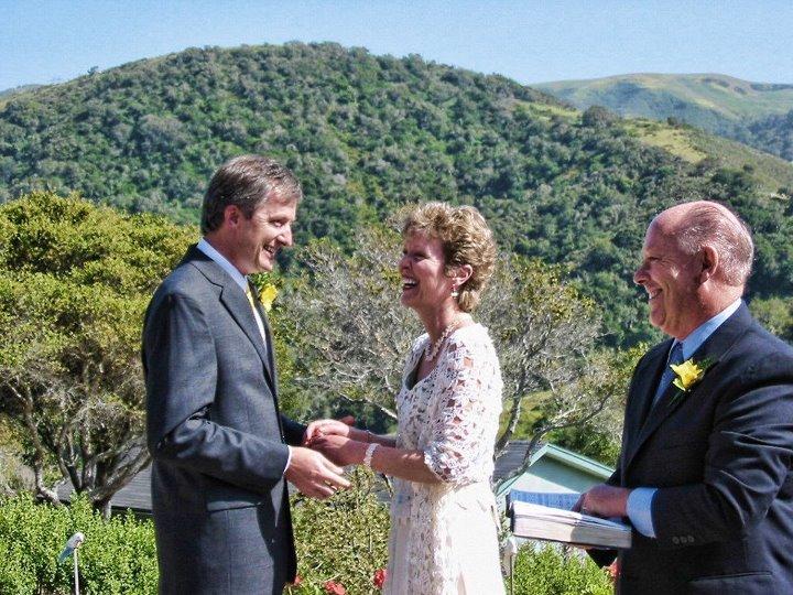 Mark & Dallis Richardson wedding day