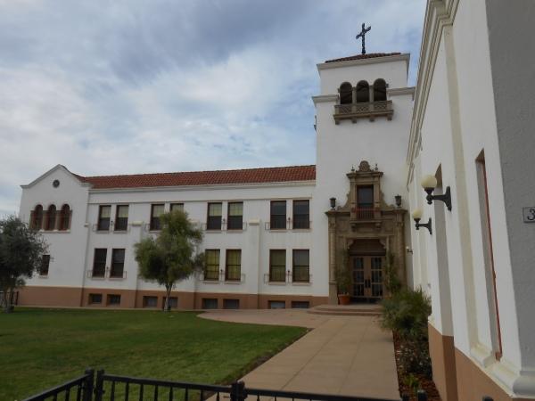 First United Methodist Church, Santa Maria, CA, USA