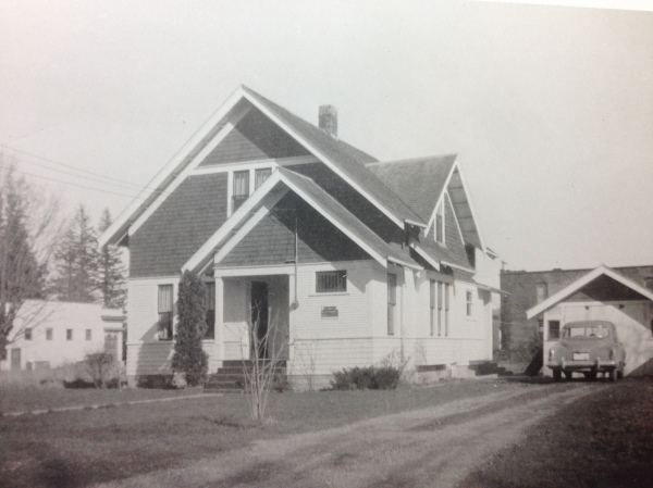 Nooksack, Washington parsonage