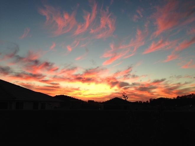 Pentecost Sky
