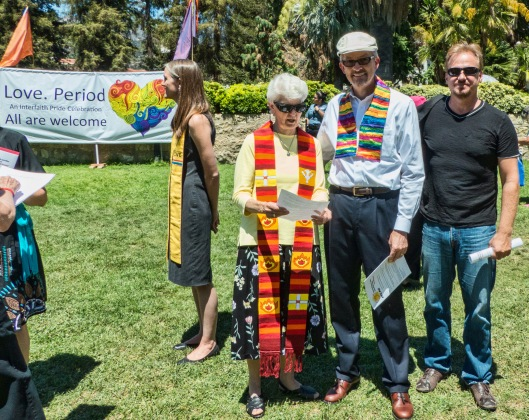 Interfaith Pride Celebration Santa Barbara, CA