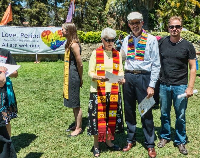 Interfaith Pride Celebration Santa Barbara, CA