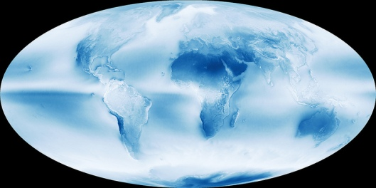 NASA Cloudy Earth medium